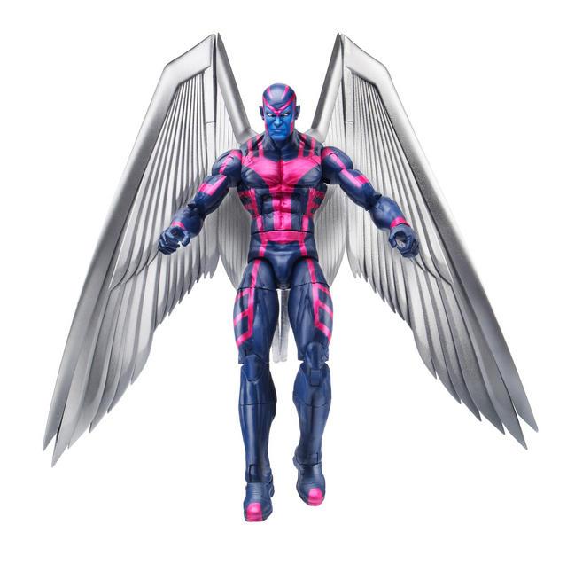 MARVEL Legends 2013 Wave 1 Archangel Classic