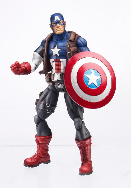 MARVEL Legends 2013 Wave 1 Captain America