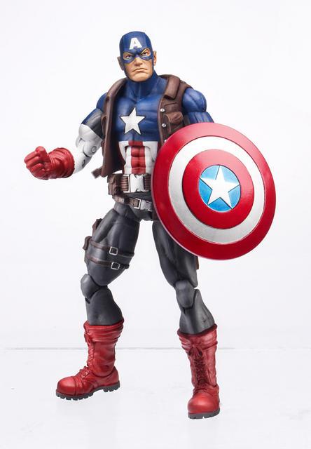 MARVEL Legends 2013 Wave 1 Captain America