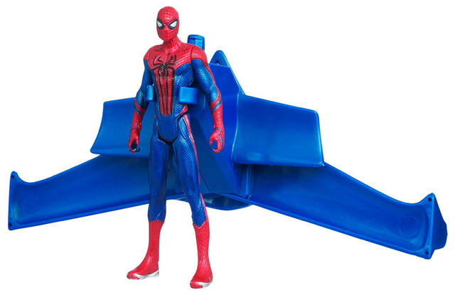 MARVEL-SPIDER-MAN-Deluxe-Vehicle-D-38937