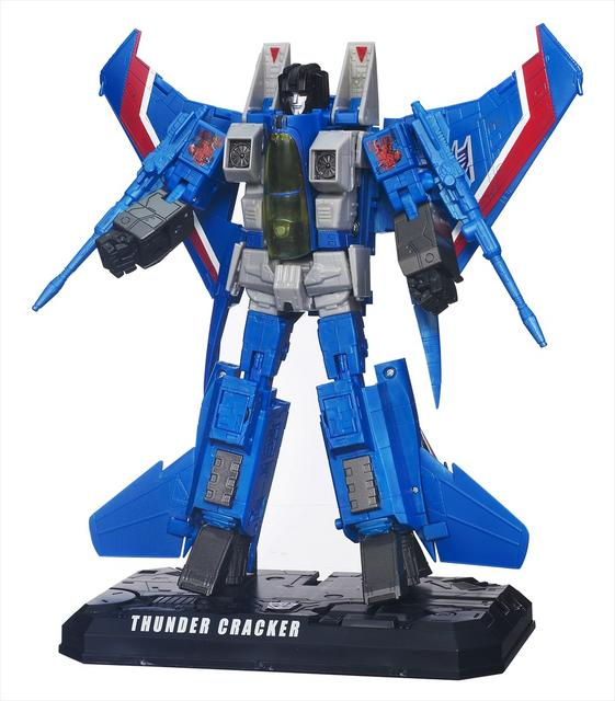 TRANSFORMERS Exclusives Thunder Cracker