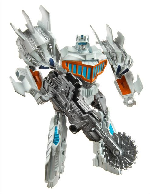 TRANSFORMERS Generations TopSpin