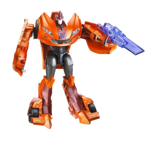 TRANSFORMERS Prime Knockout | Raving Toy Maniac