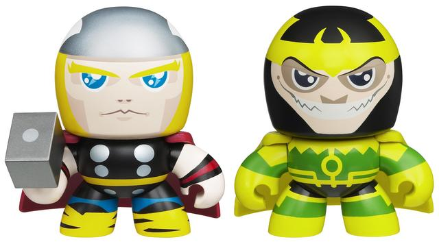 Two-Pack Avengers Mini Muggs  Thor and Loki