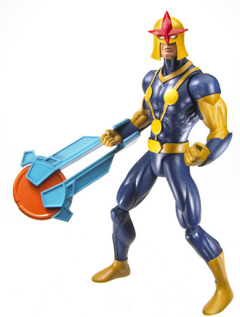Nova ultimate spider man wiki - photo#16
