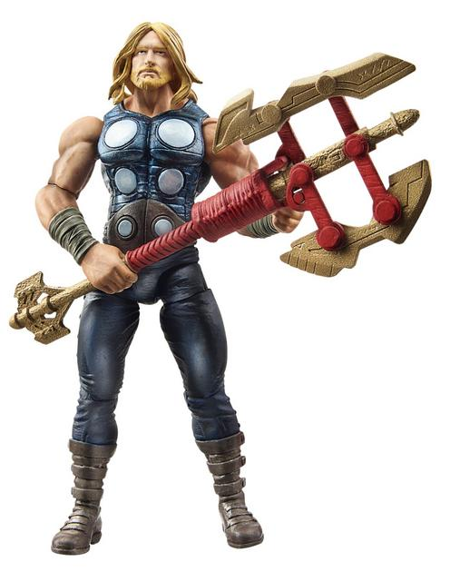 Wave 1 - Avengers Battle Hammer Thor