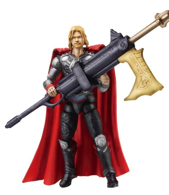 Wave 1 - Avengers Sword Spike Thor