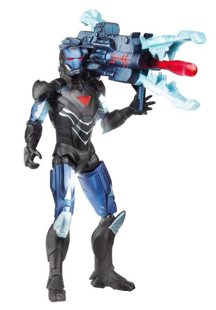 Wave 2 - Avengers Concept Series Reactron Armor Iron Man