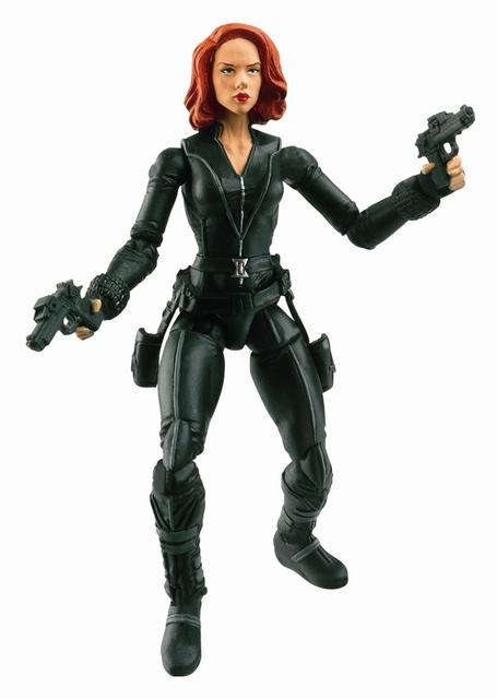 Wave 3 - Avengers Black Widow