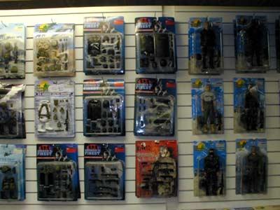 Raving Toy Maniac - 21st Century Toys Toy Fair 2000 Coverage