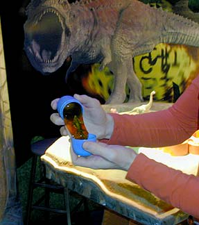 Raving Toy Maniac - Mattel Toy Fair 2000 Coverage