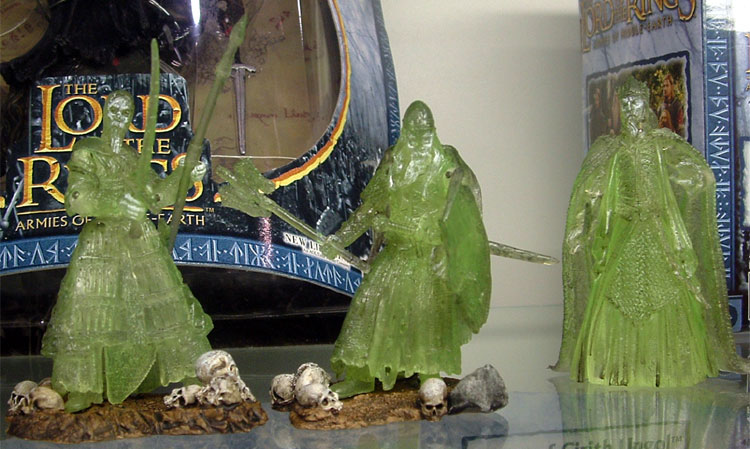 armies of middle earth