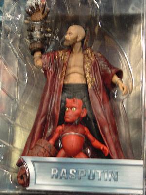 hellboy action figures