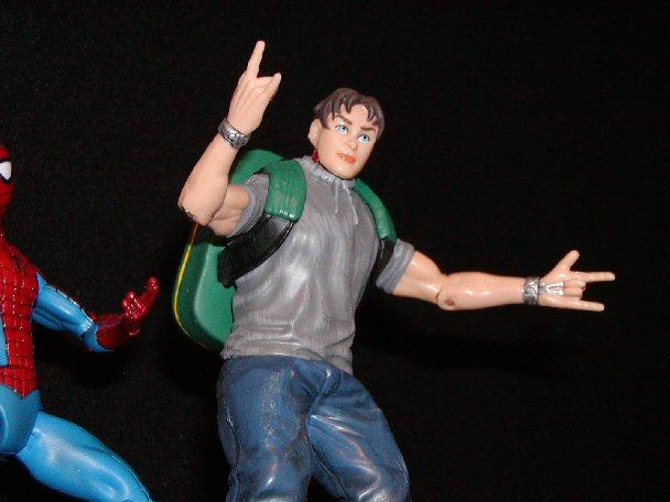 ... looks like Ultimate Peter Parker