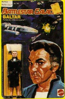 Battlestar Galactica Baltar
