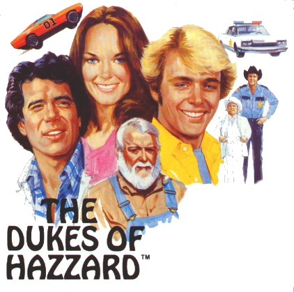 dukes of hazzard tv series