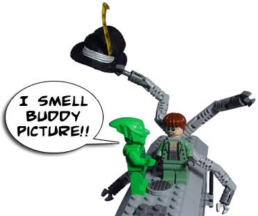LEGO Spider-Man 2 set