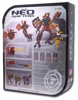 NEO-Shifter Blaze Axx
