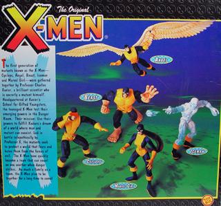x-men action figures