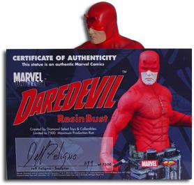 Daredevil Bust