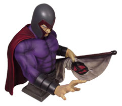 Ultimate Magneto Bust