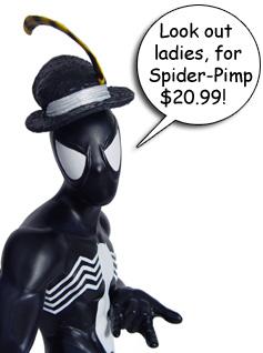 Spider-Man Bust