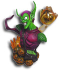 Green Goblin mini bust