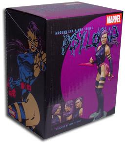 Modern Era Psylocke Statue