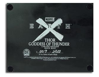 Earth X Thor Bust
