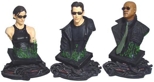 matrix mini bust