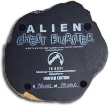Alien chest burster