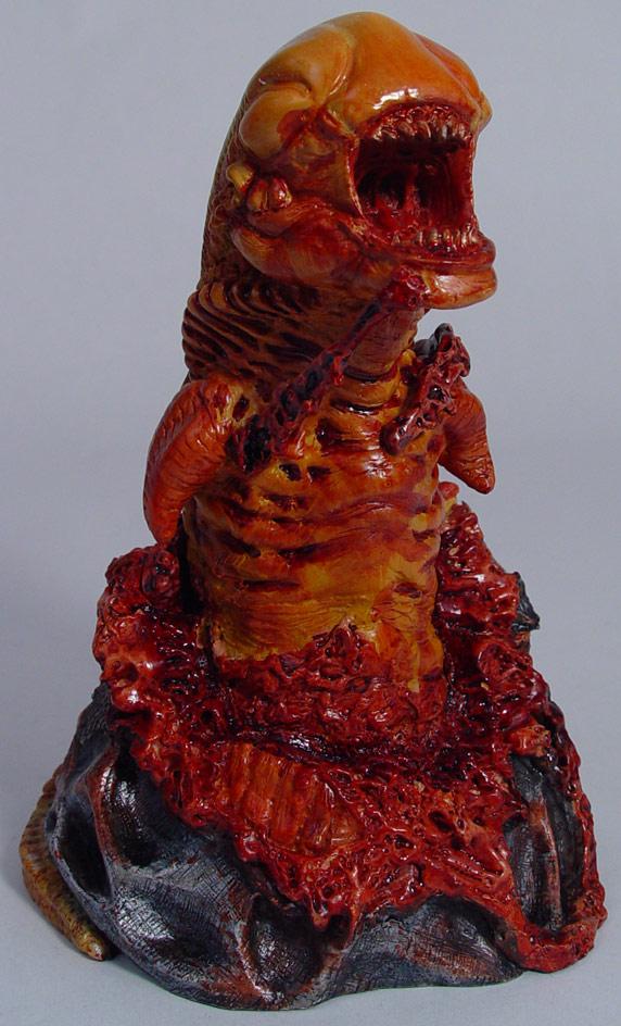 Alien Chest Burster Statue