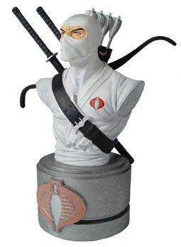 gi joe Storm Shadow mini bust