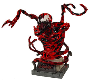Rogue's Gallery Carnage Bust