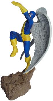 Silver Age Angel Statue