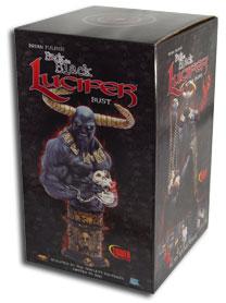 Lucifer Bust