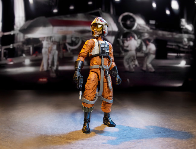 luke skywalker action figure