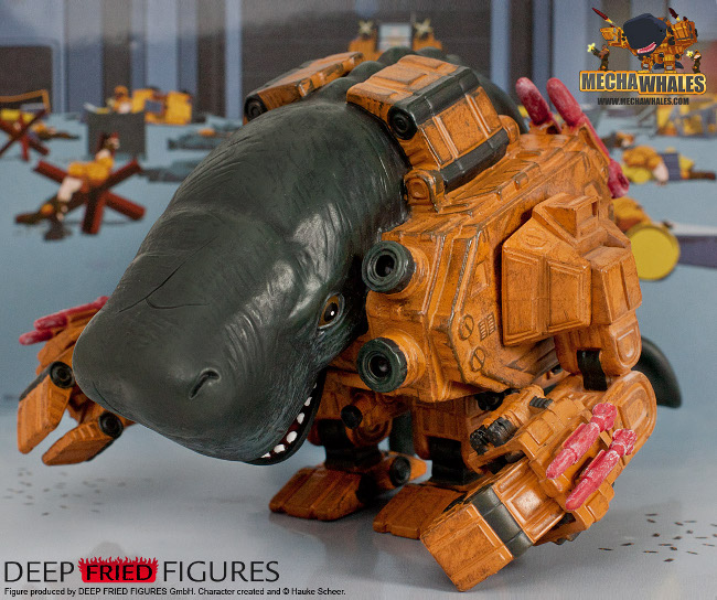 mechawhales