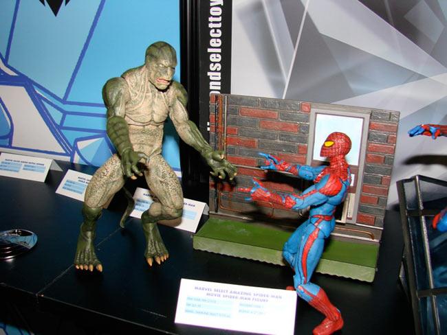 diamond select at 2012 toy fair