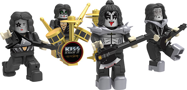 New KISS Sets for 2013