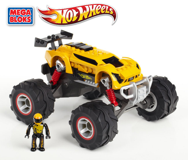 3-in-1 Super Blitzen Monster Truck