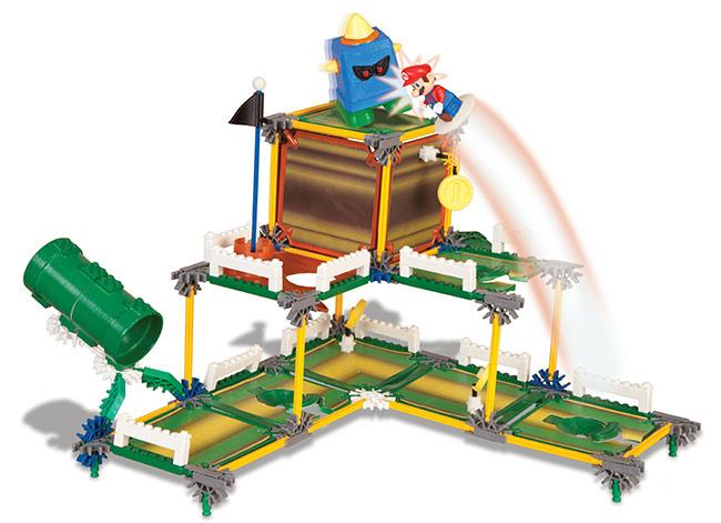 super mario toys from k'nex