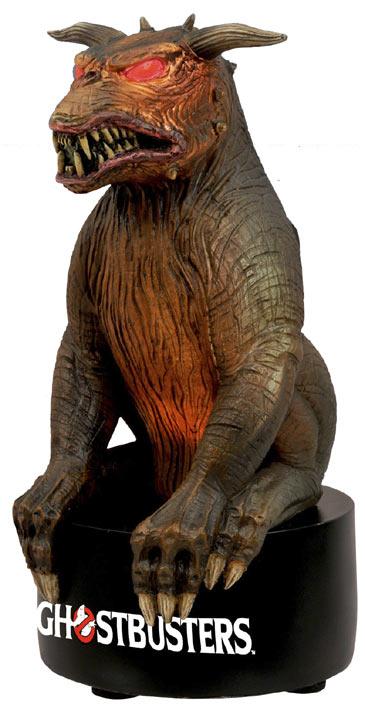Terror Dog Light-Up Mini-Statue