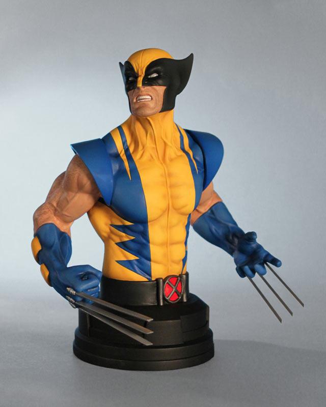 Modern Wolverine Mini Bust