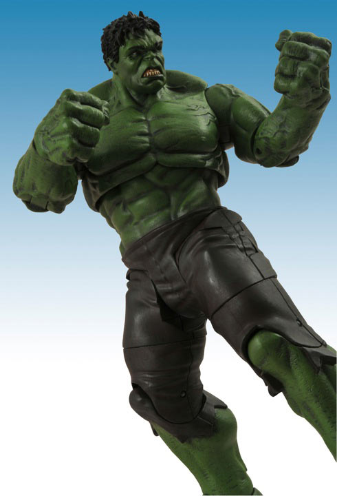 marvel select avengers action figures