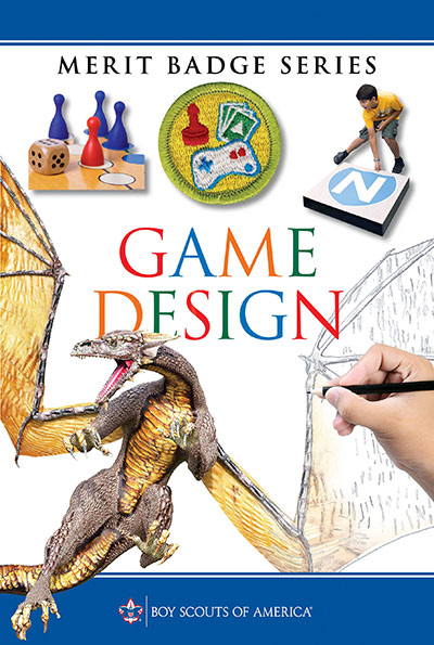 Boy Scouts of America Introduces Game Design Merit Badge
