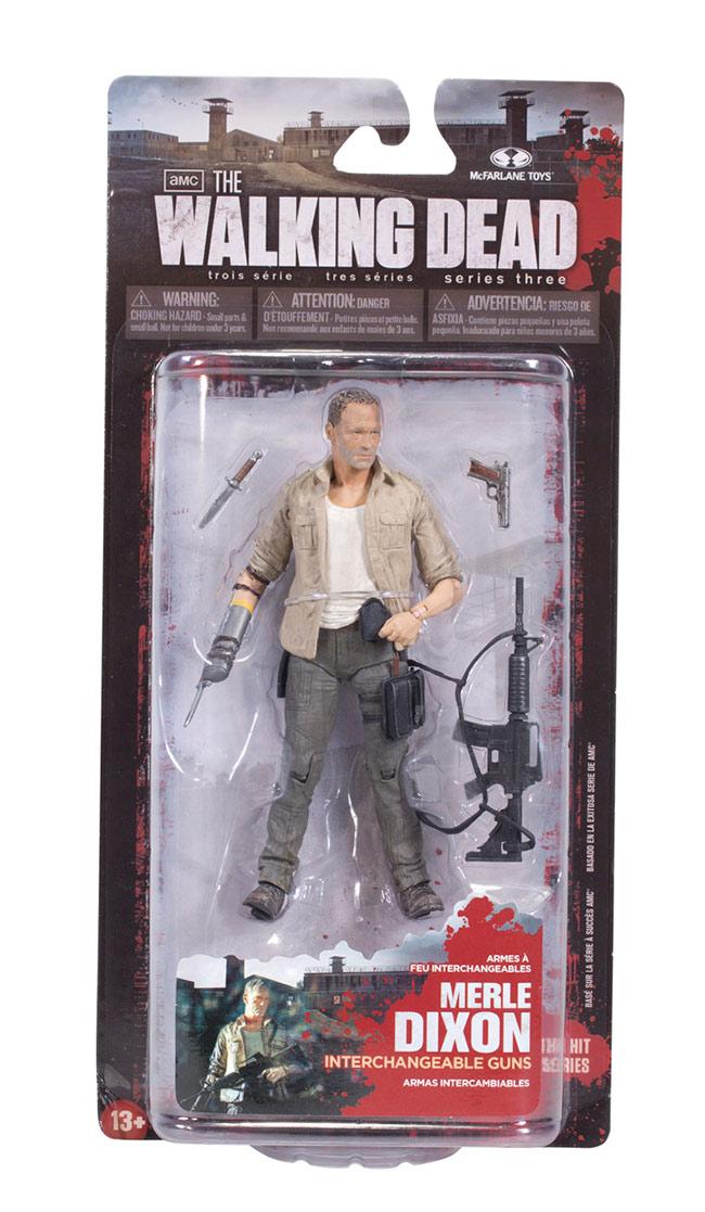 The Walking Dead TV Series 3 Action Figures