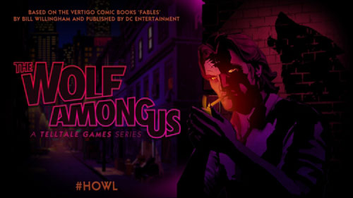The Wolf Among Us Video Game