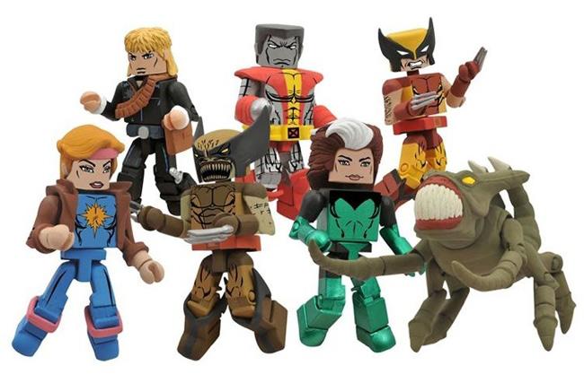 Marvel Minimates Series 47