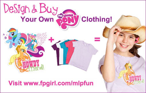 My Little Pony Fashion Design Studio